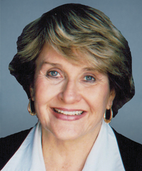 Representative Louise Slaughter