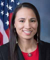 Rep. Sharice Davids